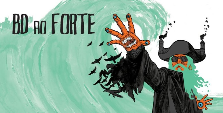 BD ao Forte + Background